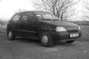 Renault Clio 1,2RN