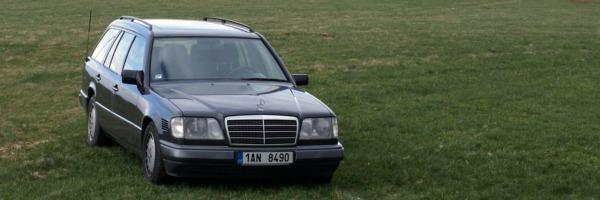 Mercedes-Benz E250D(S124)