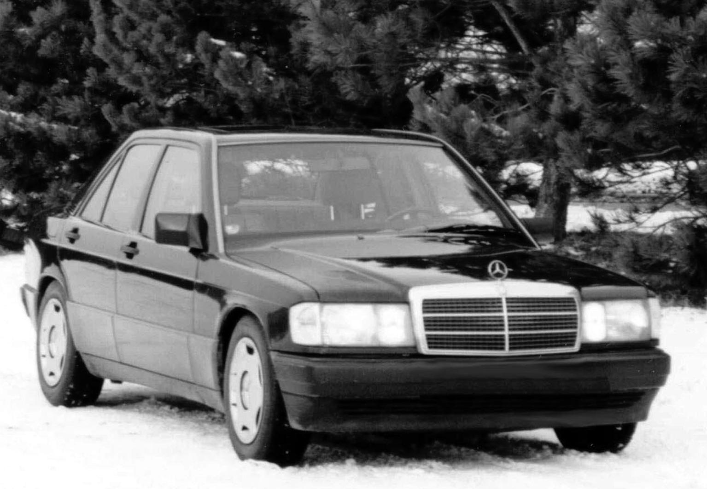 Mercedes-Benz 190D(W201)